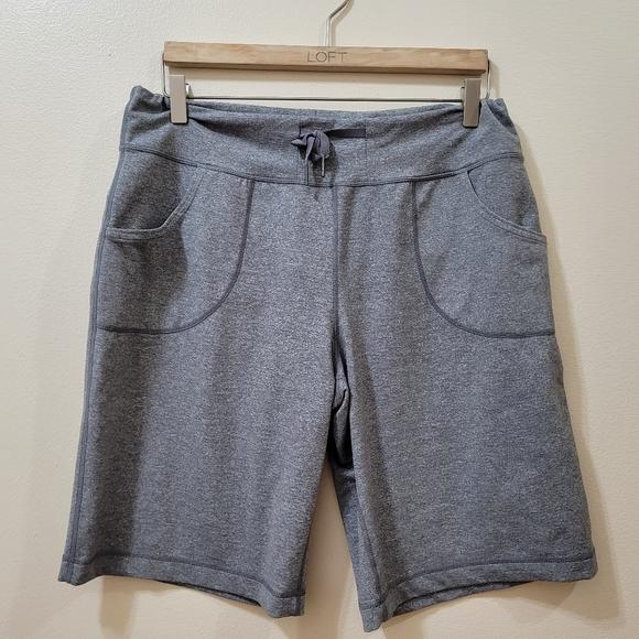 Lululemon wide shorts